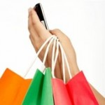shopping by mobile